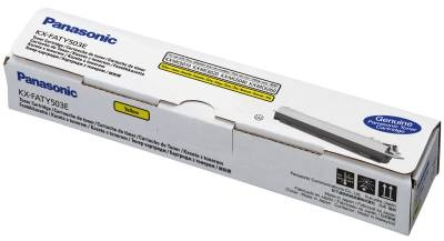 Toner Panasonic KX-FATY503E (Žltý)