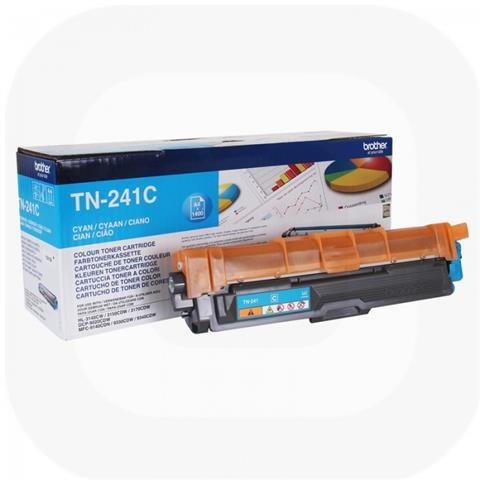 Toner Brother TN-241C - originálny (Azúrový)